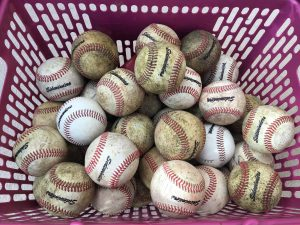Sidewinders balls